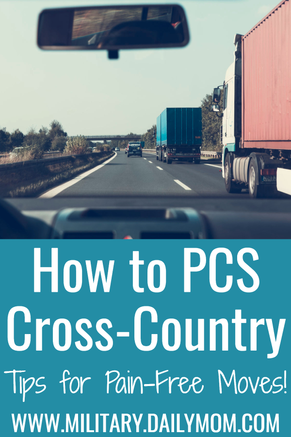 how to pcs cross country pain free moves