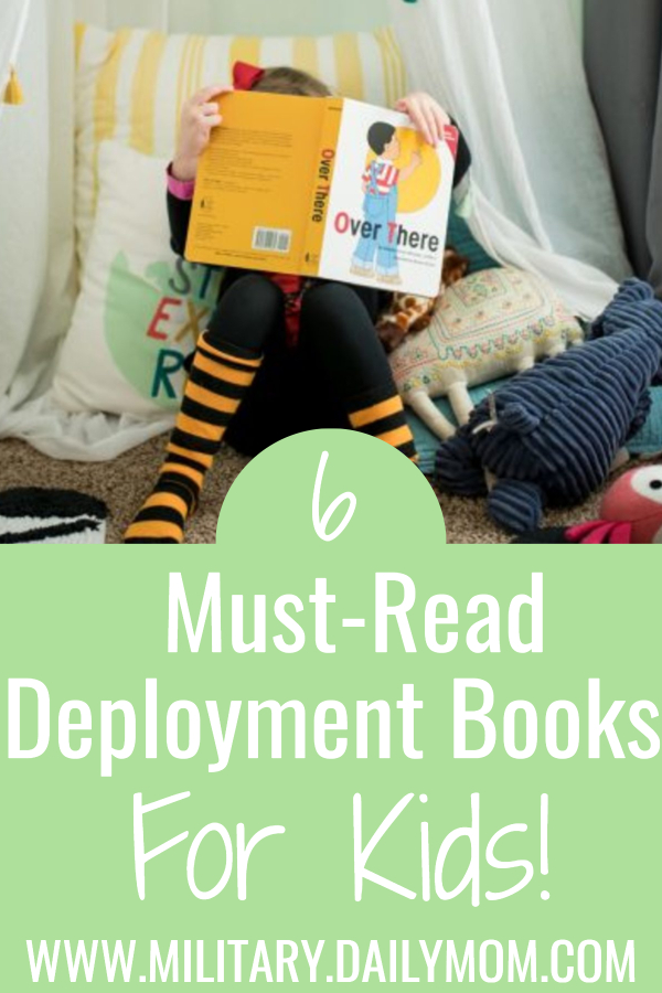 must read deployment books for kids