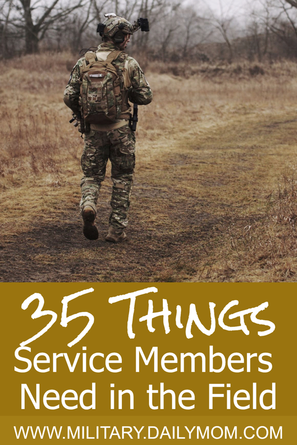 35 Things Every Service Member Needs For The Field As Told By Real Service Members