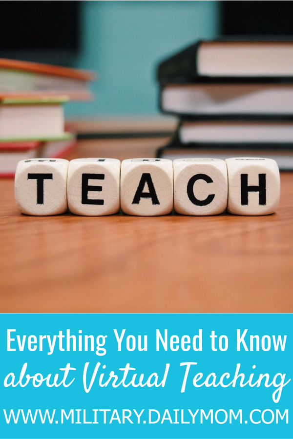 Everything You Need To Know About Teaching English Virtually