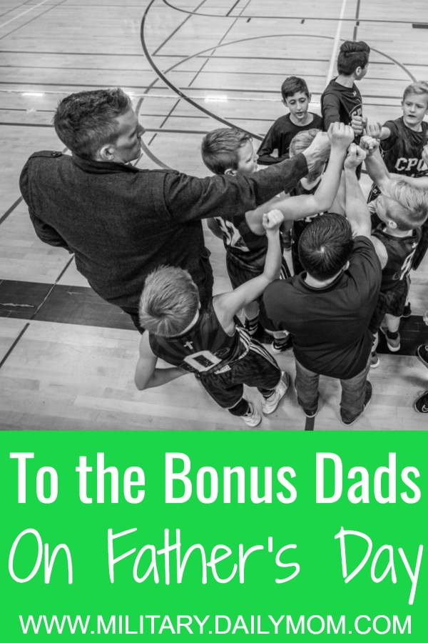 to the bonus dads on father's day