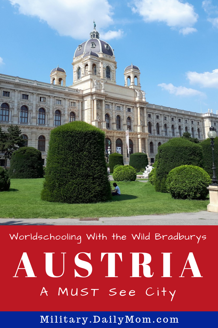 austria a must see city Vienna with kids