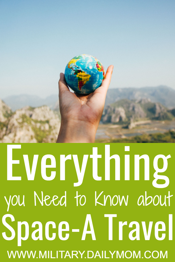 Everything You Need To Know About Space-a Travel