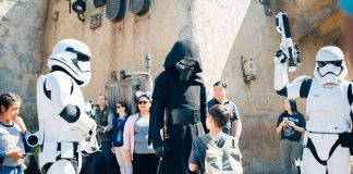 Star Wars Galaxy's Edge Attractions