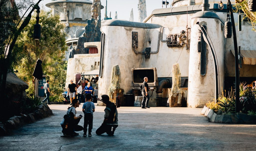star wars galaxy's edge photos Daily Mom Military