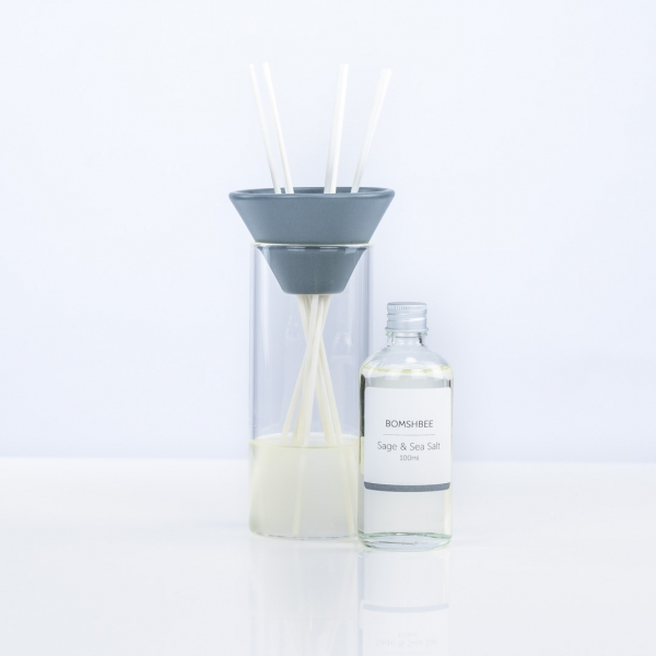 bomshebee mix cone fragrance diffuser 600x600