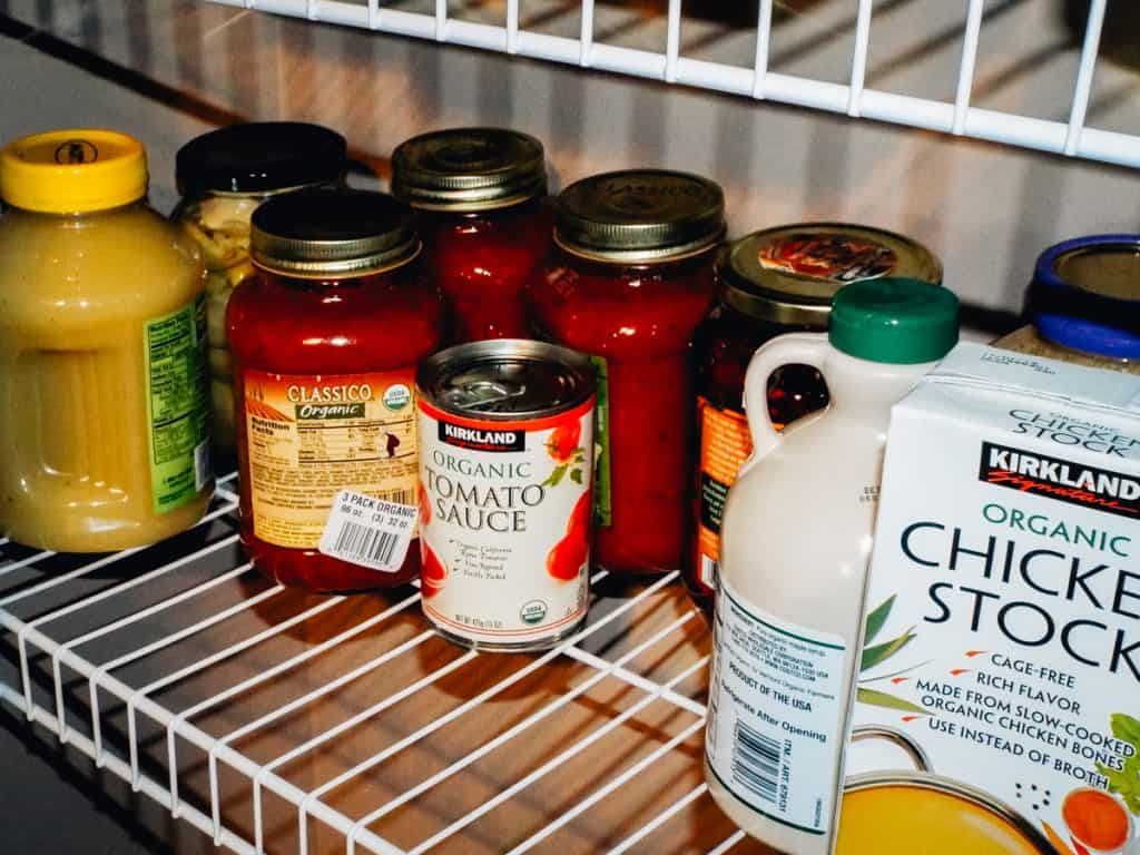 Items We Always Have In The Pantry pantry staples