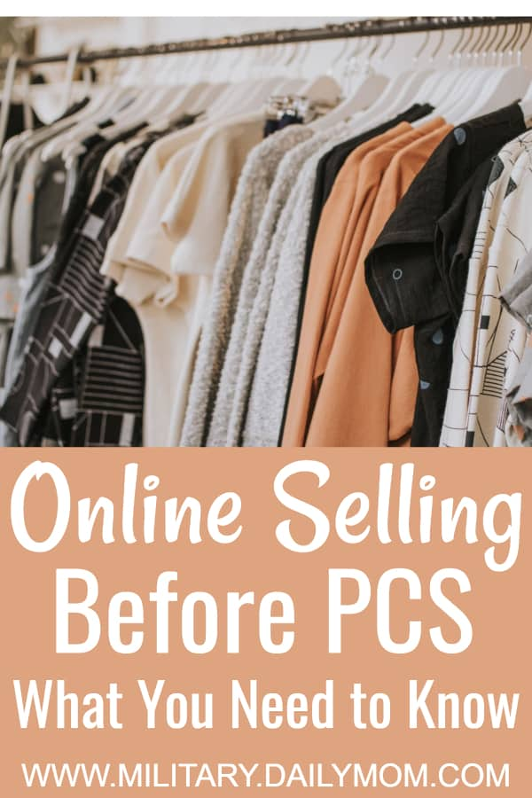 Online Selling Tips Daily Mom Military