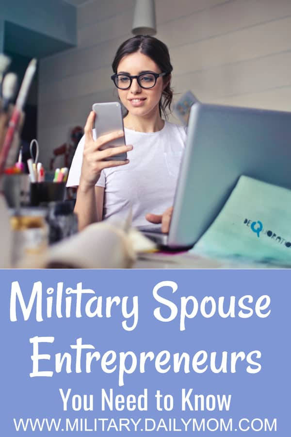 We Are Celebrating Women's Business Day By Celebrating These Badass Military Spouse Entrepreneurs