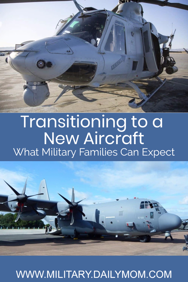 Aircraft Transition: What Families Can Expect
