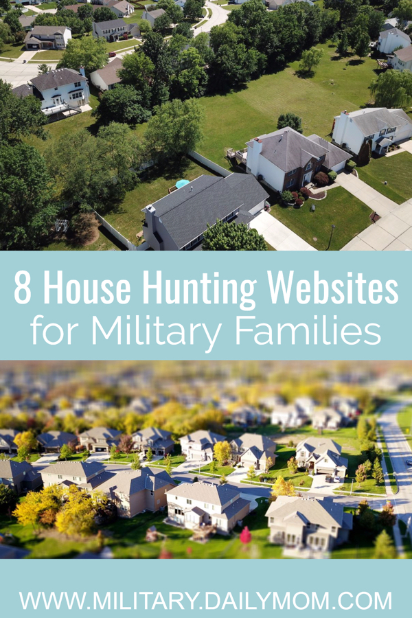 House Hunting Websites Daily Mom Military