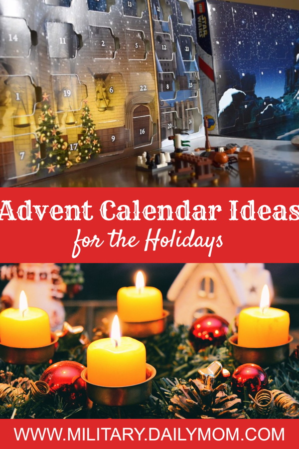 5 Types Of Advent Calendars To Try This Year