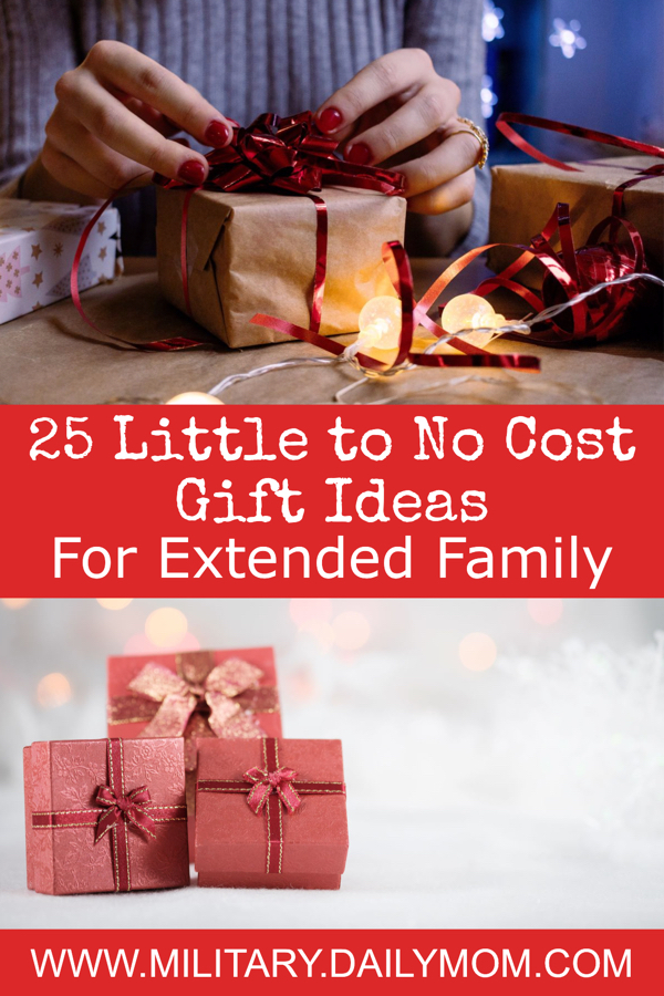 25 Creative Gifts For Extended Family That Fit In The Budget