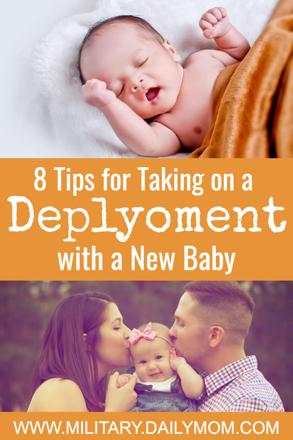 Taking On Deployment After A New Baby