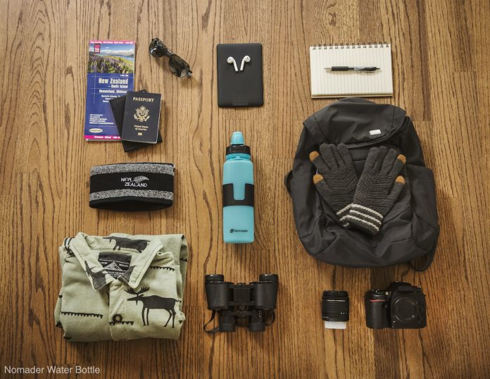 The Perfect Collapsible Water Bottle For Military Families