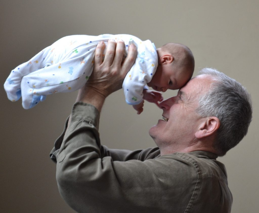 Taking On Deployment After A New Baby Grandfather