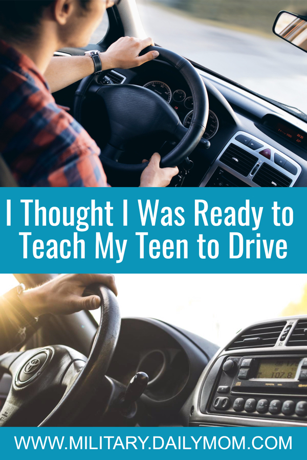 Are You Ready To Teach Your Teen To Drive?