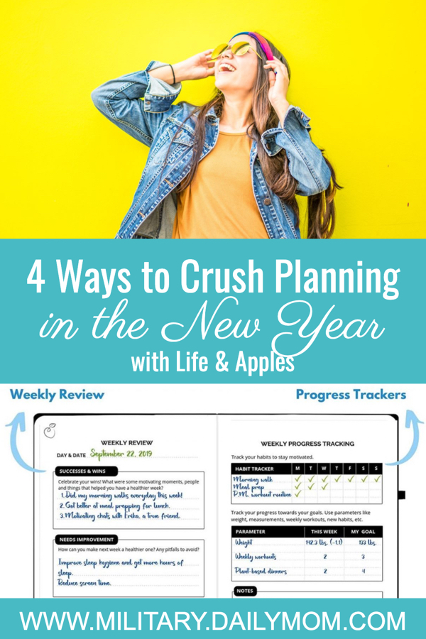 4 Ways To Crush Planning For The New Year