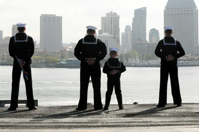 Things I Learned Growing Up Military Sailors