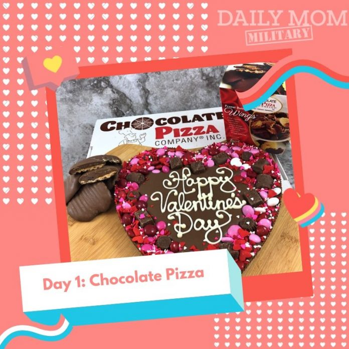 Valentines Giveaway- Chocolate Pizza