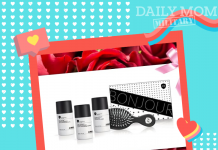 Valentine's Day Giveaway Day #: Number 4 High Performance Hair Care