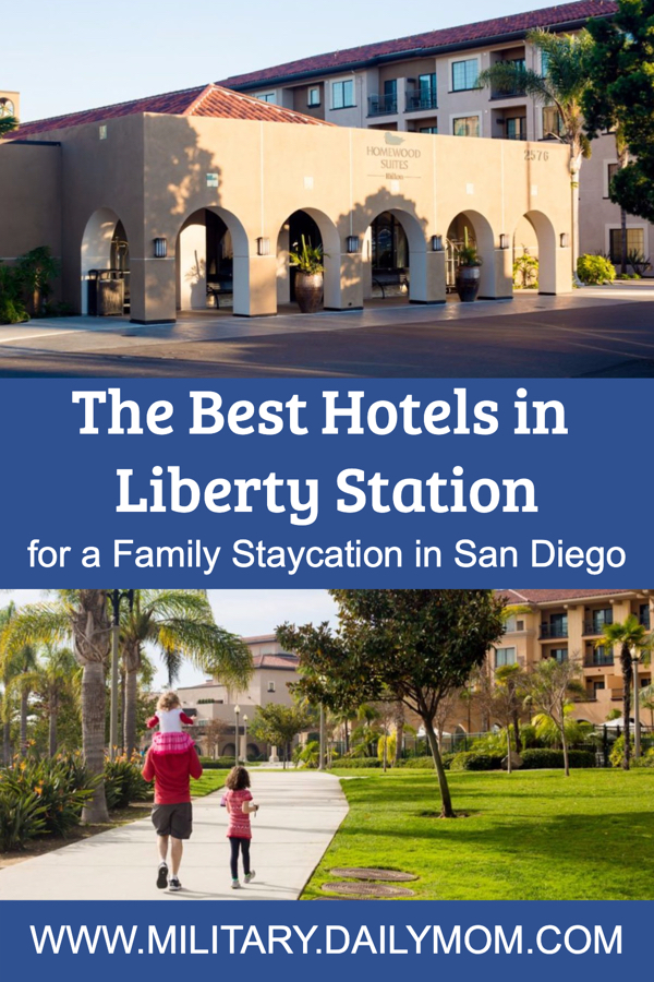 You Should Staycation At Liberty Station
