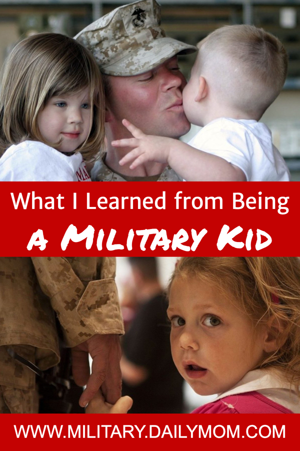5 Important Things I Learned Growing Up Military