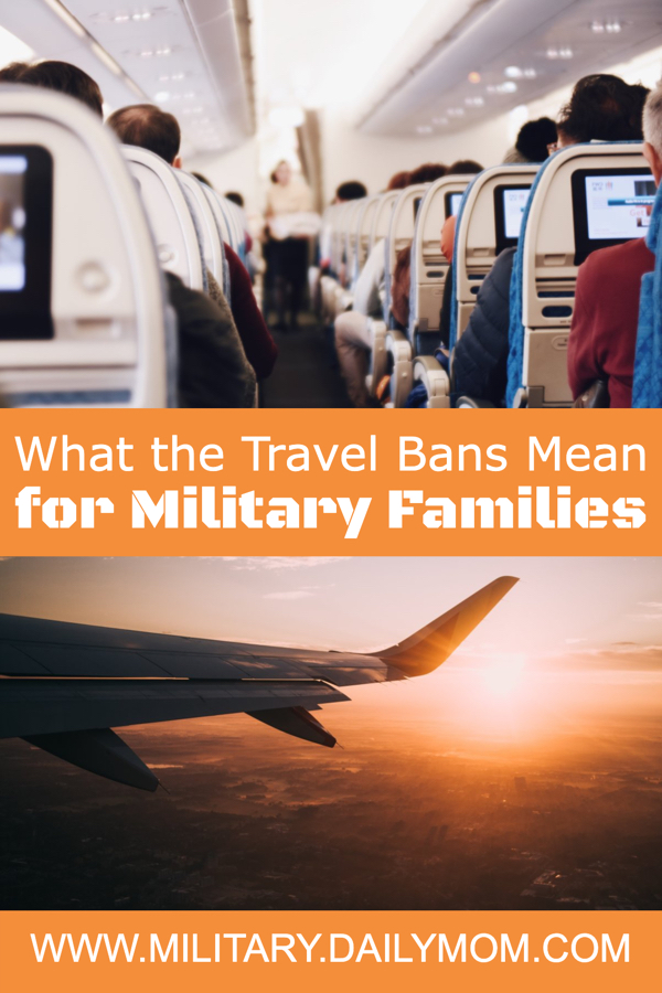 Secretary Of Defense Issues Travel Bans For Military Families: Here's What You Need To Know